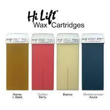 Hi Lift Strip Wax Cartridge