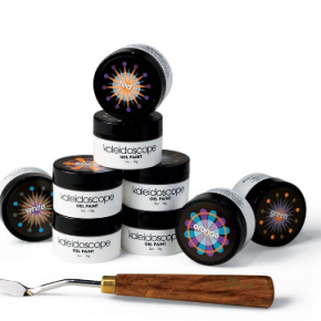 Young Nails Kaleidoscope Gel Paints